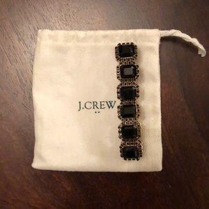 NWOT Crystal Borders by J.Crew Bracelet